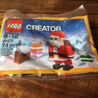 Lego Creator Santa Claus