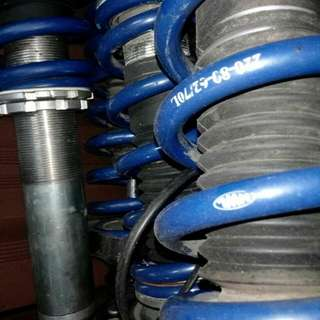 HWL adjustable Absorber