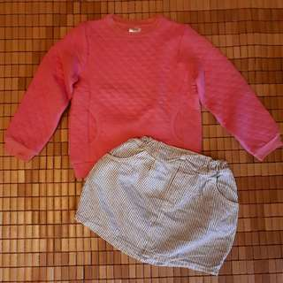 Set Pink korea