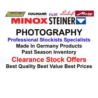 Photography clearance stock offers