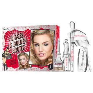 Benefit Cosmetics Bigger & Bolder Brows Kit 1-Light