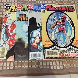 Majestic(DC COMICS)