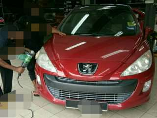 car polish service at your place