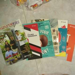 Temasek Polytechnic Magazines / Course Handbook