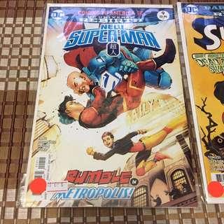 New Superman(DC COMICS)