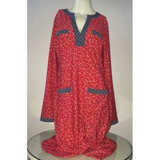 NEW Printed Dress