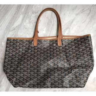Goyard St Louis PM Bag