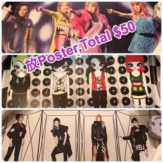 2NE1 poster海報