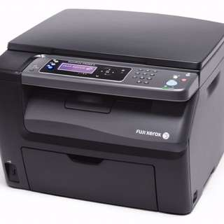 Fuji Xerox CM205 Laser Printer *needs repair*
