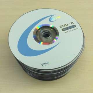 Hytac DVD-R 16x speed, 50 pieces
