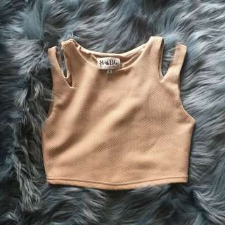 Saboskirt Crop Top
