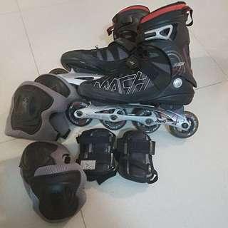 K2 skates UK 10.5 free