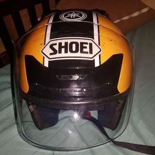 Motorcycle Helmet Shoei j force 2- Replica fiber glass**