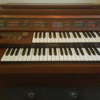 Yamaha Piano Organ Electone