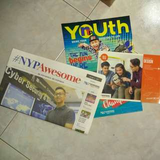 Nanyang Polytechnic Magazines