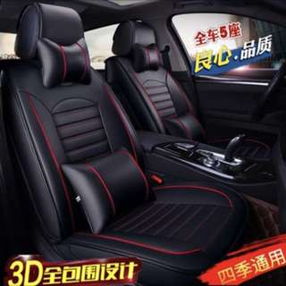 Honda City Leather Cover
