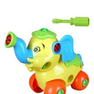 DIY educational kids toy