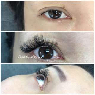 Eyelash Extensions home based at Sengkang