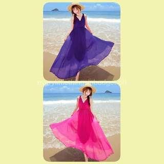 Summer Sunshine Maxi Dress