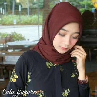 Hijab Instant Calla square