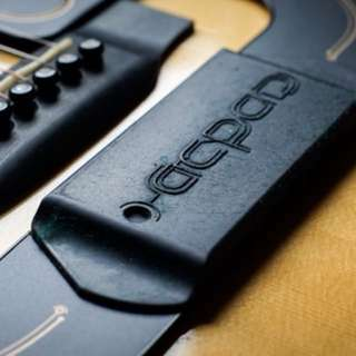 ACPAD MIDI Wireless controller for acoustic guitar