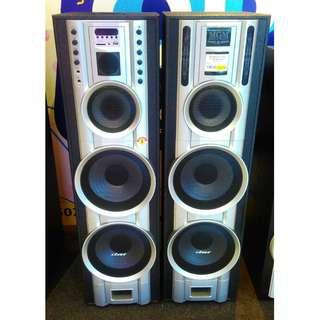 Speaker aktif MGM DAT audio kredit DP 0%