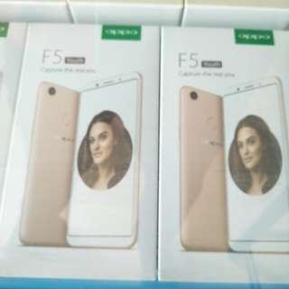 handphone OPPO F5 Youth Ram 3 Bisa dicicil proses 30mnt tanpakartu kredit