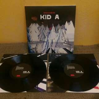 Kid A LP