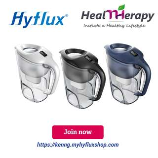 HYFLUX SPRING Water Filtration Pitcher S38