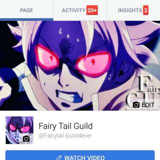 Fairy Tail FB Page