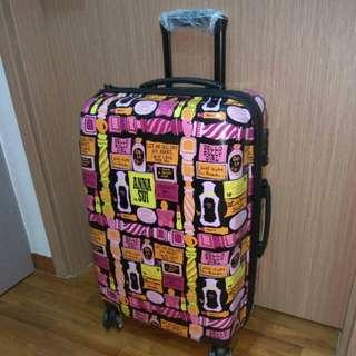 anna sui luggage