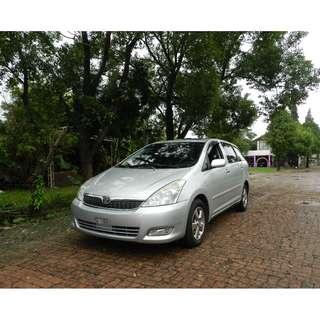 Toyota 2005年 Wish 2.0 E