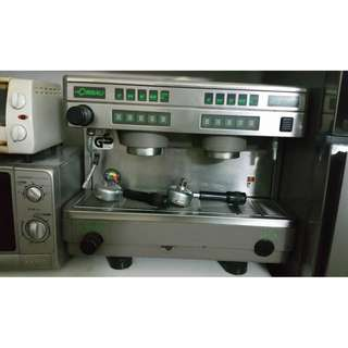 USED LA CIMBALI M30 BISTRO DT2 COFFEE SALE $600 NETT Used LA CIMBALI M30 BISTRO DT2 COFFEE MACHINE , SELF COLLECTION, VERY HEAVY,  MADE IN ITALY.
