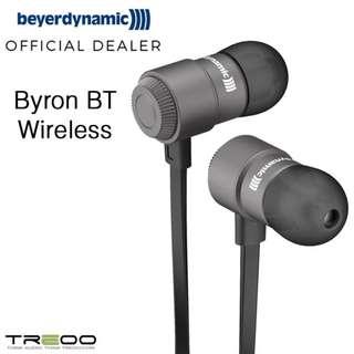 Beyerdynamic Byron BT Wireless Bluetooth In-Ear Earphone