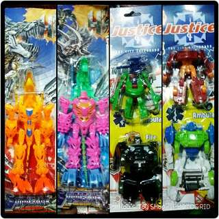 Plastic Robot (Kid Toys)