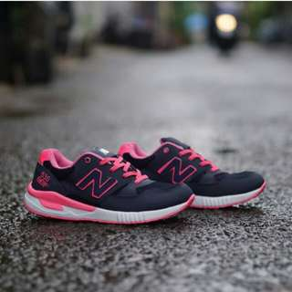 New Balance 530 Encap Black Pink Pattern