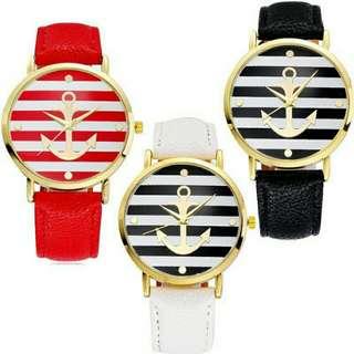 Anchor Design Watch