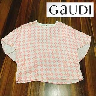 Gaudi Pink Top