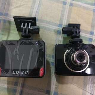 🚚 錄得清 LD-4ll 行車記錄器X2