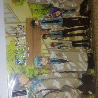 Yaoi doujinshi anime manga graphic boys love gay kuroko