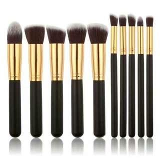 Brush makeup murah bawah rm15!
