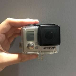 #List4llaollao Go Pro Hero 3+ Black