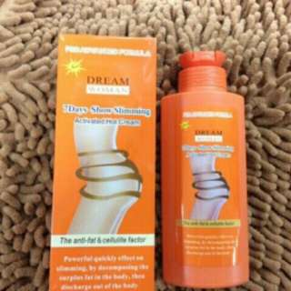 Dream Woman Hot Lotion