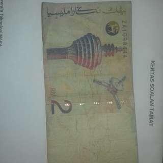 RM2( TAN SRI AHMAD DON)