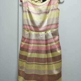 VERO MODA Sweet pastel lux dress (XS/S)