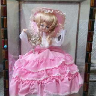 French doll from Japan