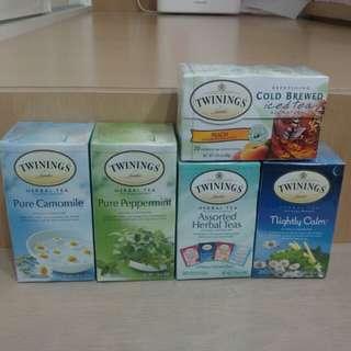 Twinings Herbal Tea 茶包