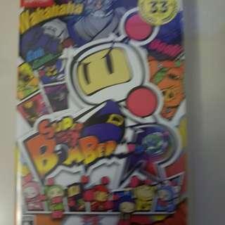 Bomberman Nintendo Switch