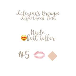 Lalexene Organic Lip & Cheek tint