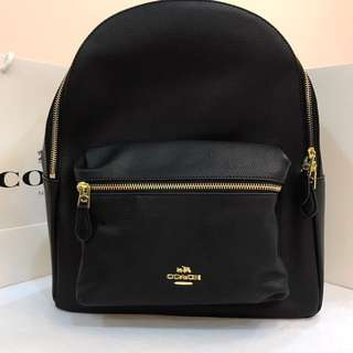 Original coach women backpack handbag laptop bag